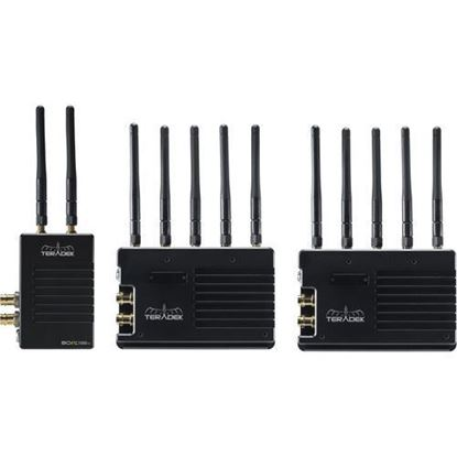 Picture of Teradek Bolt 1965-2G Bolt XT 1000 SDI/HDMI Wireless TX/ 2RX Deluxe AB