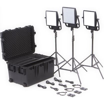 Picture of Litepanels Astra  Soft + Astra 6X Traveler Trio V-Mount Kit