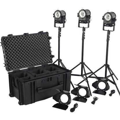 Picture of Litepanels Sola 4+ Traveler Kit