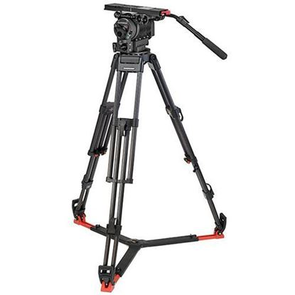 Picture of OConnor 2560 Head & 60L 150mm Bowl Tripod with Floor Spreader