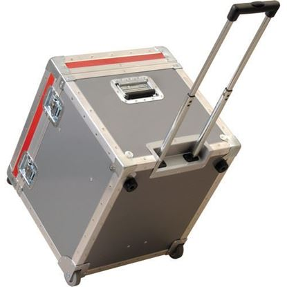 Picture of OConnor Foam Fitted ATA Case, with wheels and handle