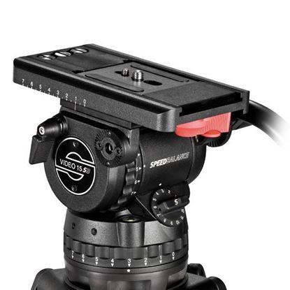 Picture of Sachtler Video 15 SB Fluid Head (100mm)