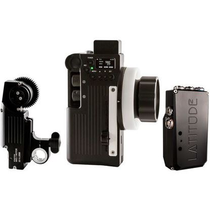 Picture of Teradek RT Wireless Lens Control Kit (Latitude-MB Receiver, Standard Controller, 1 x motor)