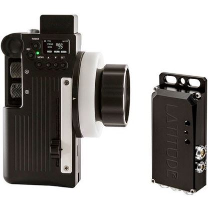 Picture of Teradek RT Wireless EF Lens Control Kit (Latitude-M Receiver, MK3.1 Controller) [RED]
