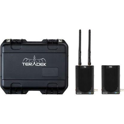 Picture of Teradek Cubelet 655/625 HDSDI/HDMI AVC Encoder(WiFi)/Decoder Pair