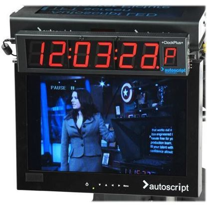"""Picture of Autoscript 19"""" (48.3 cm) HDSDI Wide-Screen Colour Talent Monitor - On-Air Kit"""