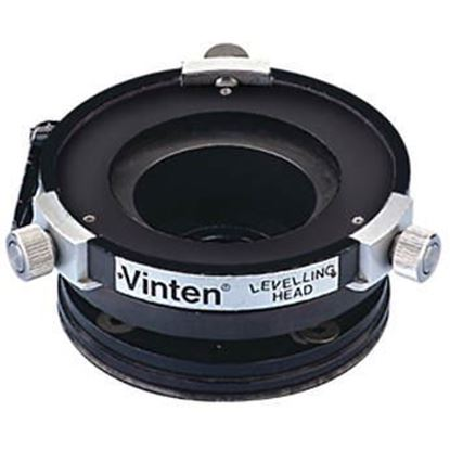 Picture of Vinten Adaptor Levelling QUICKFIX 4-bolt flat base