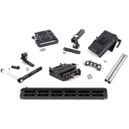 Picture of Wooden Camera - AJA CION Accessory Kit (Pro, V-Mount)