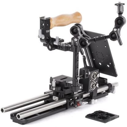 Picture of Wooden Camera - Canon 5DmkIV/5DmkIII Unified Accessory Kit (Pro)