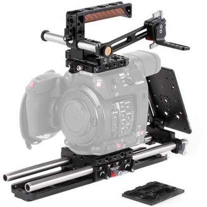 Picture of Wooden Camera - Canon C200/C200B Unified Accessory Kit (Pro)