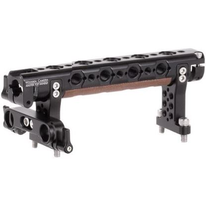 Picture of Wooden Camera - Master Top Handle (ARRI Alexa Mini / Mini LF, Canon C700, Sony Venice) (Main Handle Section Only)