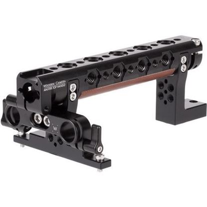 Picture of Wooden Camera - Master Top Handle (ARRI Alexa XT, SXT, SXT-W, Classic) (Main Handle Section Only)