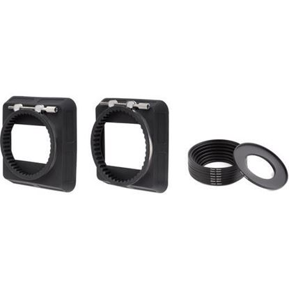 Picture of Wooden Camera - Zip Box Kit 4x4 (80-85mm, 90-95mm, Adapter Rings)