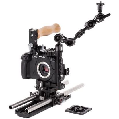 Picture of Wooden Camera - Panasonic GH5 Unified Accessory Kit (Advanced)