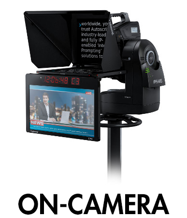 Picture for category On-Camera Systems