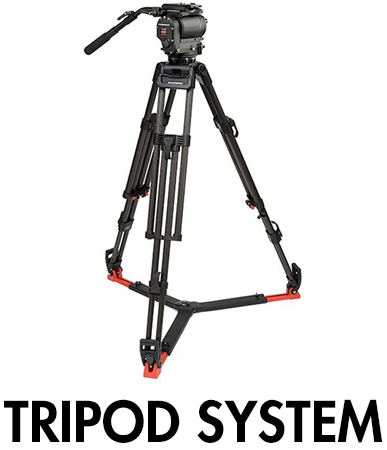 Picture for category Oconnor Tripod Systems