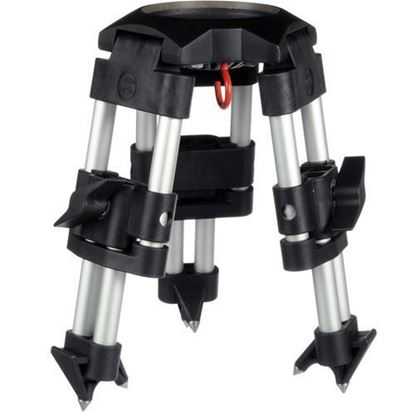 Picture of Sachtler DA-100K Short Aluminum 1-Stage Tripod Legs (100mm Bowl)