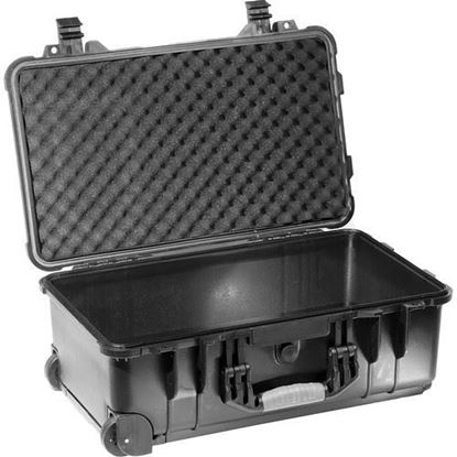 Picture of Kinotehnik 1510 Injection-Molded Waterproof Wheeled Case for 2-3 Light Kit without Stands