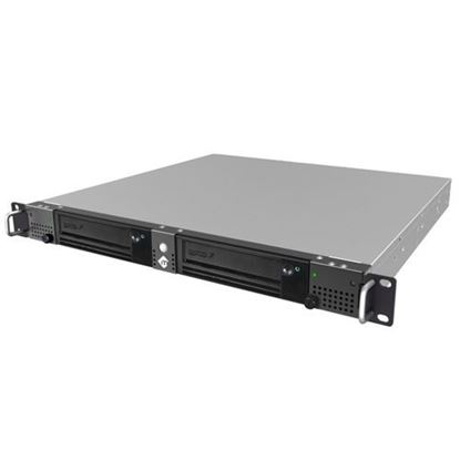 Picture of mLogic 1U Rack-Mountable SAS Dual LTO-7
