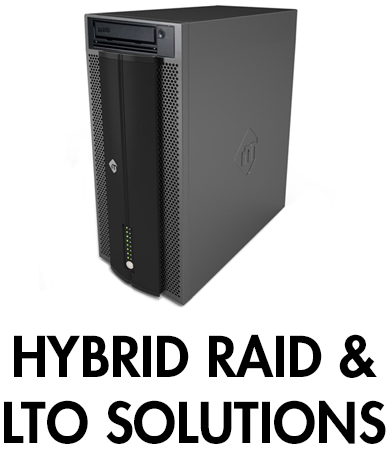 Picture for category Hybrid RAID & LTO Solutions