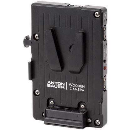 Picture of Wooden Camera Pro V-Mount (Blackmagic URSA Mini, URSA Mini Pro, URSA)