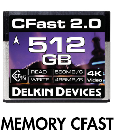 Picture for category CFast 2.0 Memory Cards