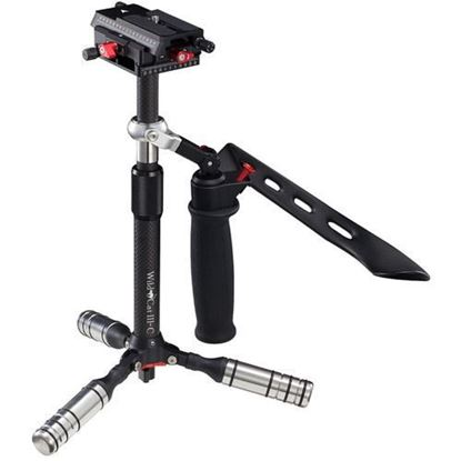 Picture of iFootage WIldcat III- Carbon Fiber Tripod