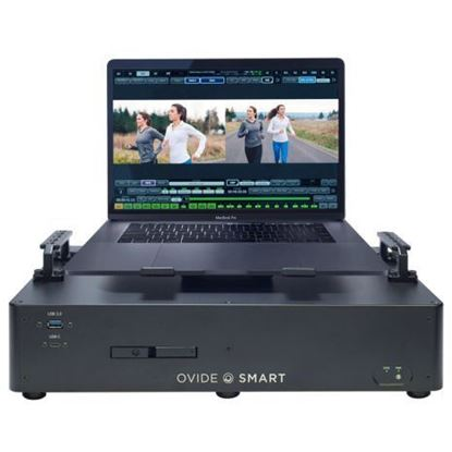 Picture of Ovide Smart Dock 2 (QTAKE software not included) 2x SDI inputs / 6x SDI outputs