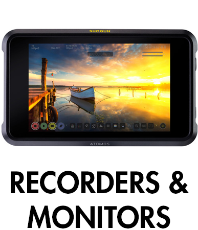Picture for category Recorders & Monitors