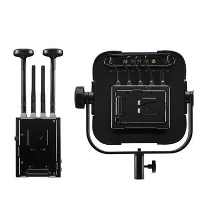 Picture of Bolt 4K MAX 12G-SDI/HDMI Wireless TX/RX Deluxe Set (V-Mount)