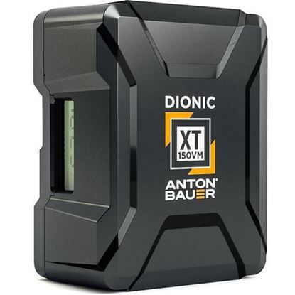 Picture of Anton Bauer Dionic XT 150Wh V-Mount Lithium-Ion Battery