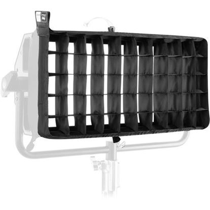 Picture of Litepanels Snapgrid for Gemini Dual 2x1 LED Panel (40 Degrees)