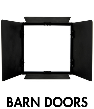 Picture for category Litepanels Barndoors