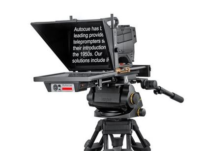"Picture of Autocue/QTV Master Series 17"" Teleprompter"