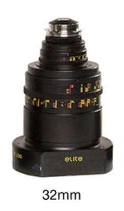 Picture of 32mm Optica Elite S7 Anamorphic Lens - Feet